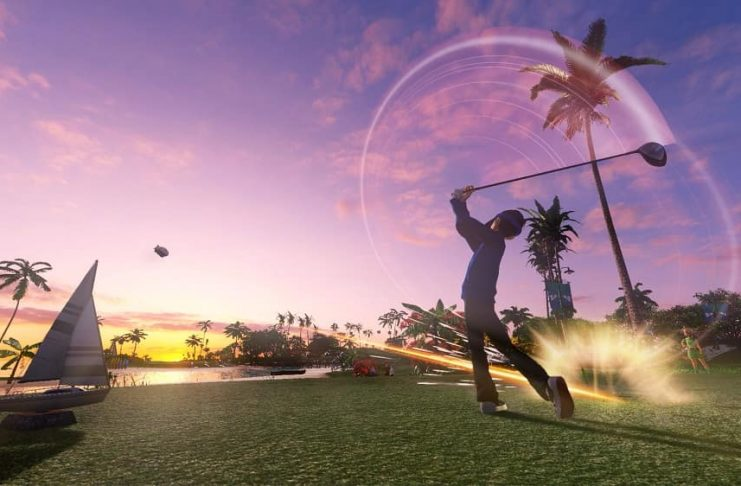 Everybody's Golf Header