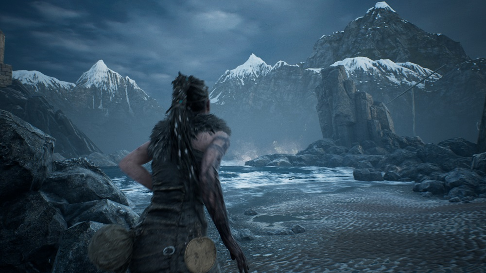 Hellblade Body Review
