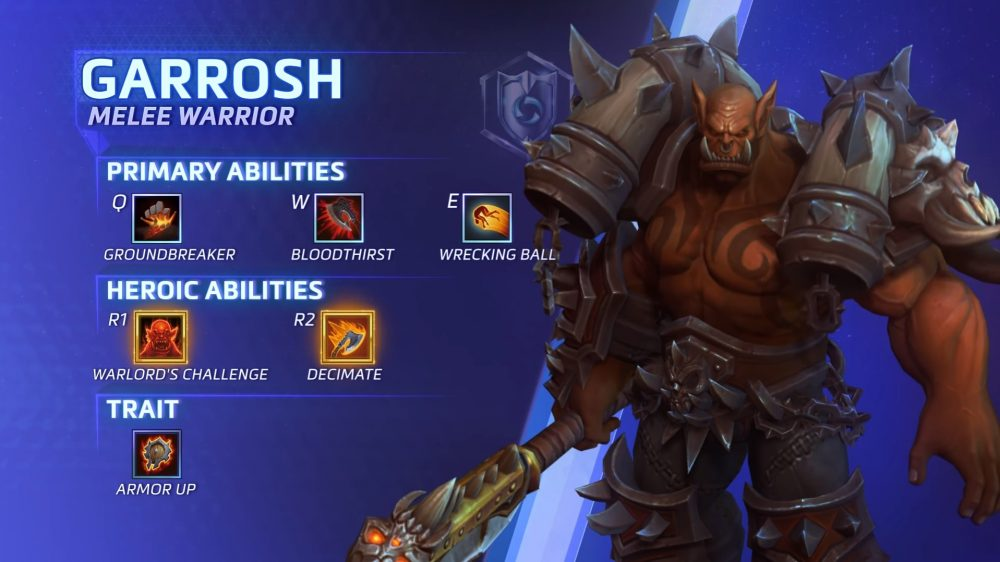 Garrosh Has Entered The Nexus In Heroes Of The Storm Gamespew Garrosh heroes of the storm build garrosh hotslogs garrosh icy veins garrosh wrecking ball garrosh build tenton how to use garrosh throw grom hellscream garrosh build. nexus in heroes of the storm gamespew