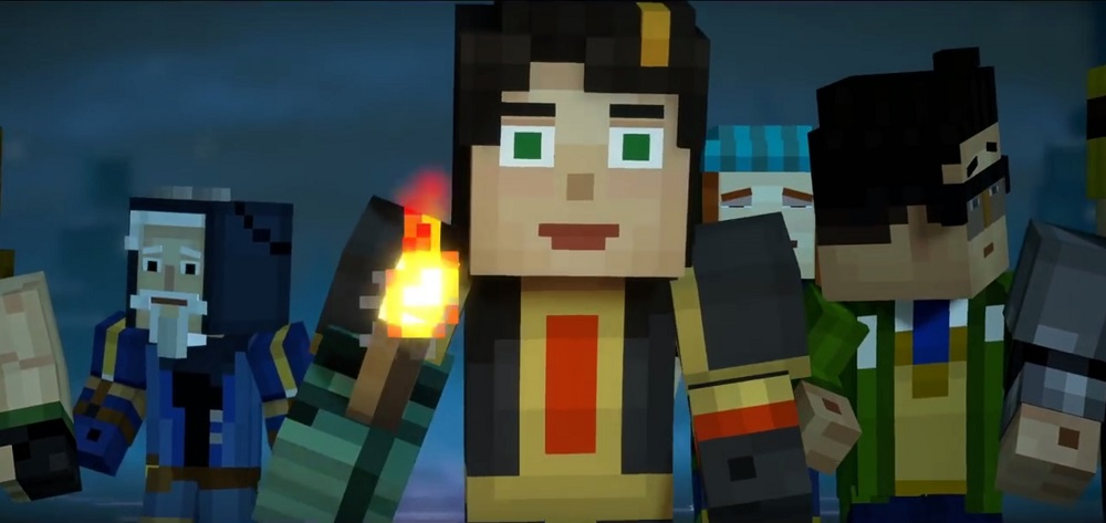 Minecraft Story Mode Season 2 Episode 2 Giant Consequences