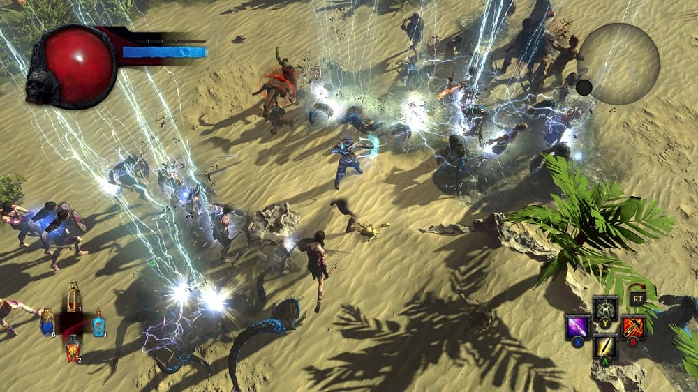 Path of Exile Body