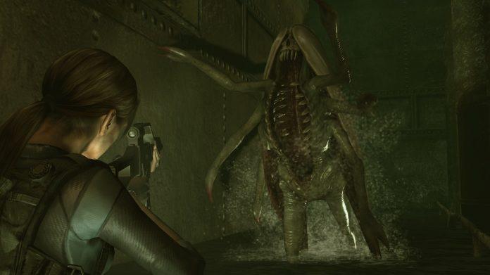 Resident Evil Revelations Body