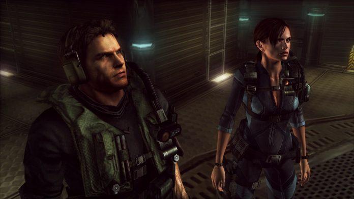 Resident Evil Revelations Header