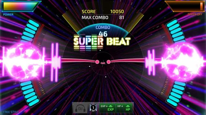 SUPERBEAT XONIC EX HEADER