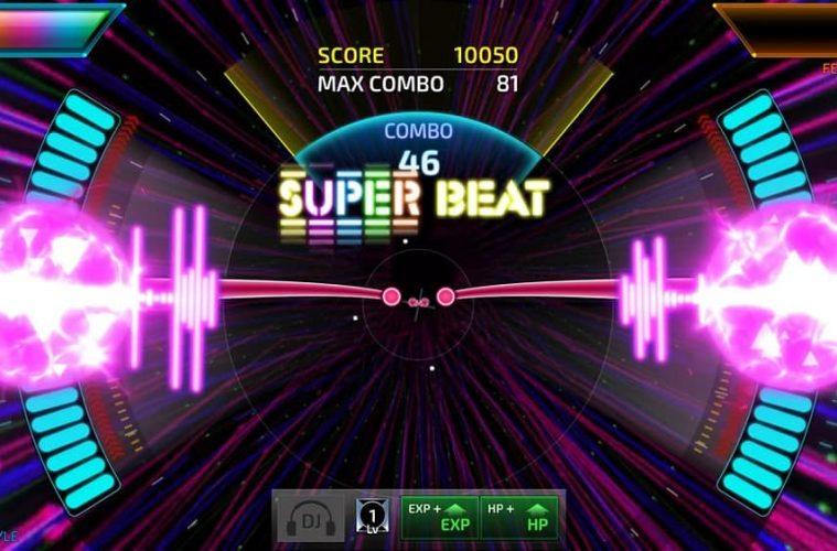 SUPERBEAT XONIC EX HEADER