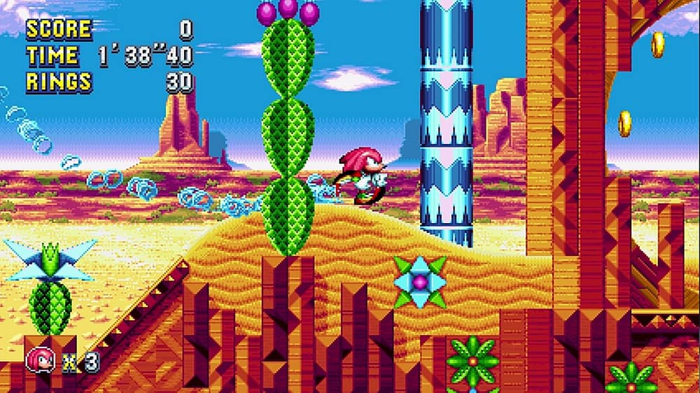 Sonic Mania Body 2