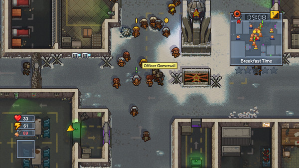 The Escapists 2 Review: A Great Escape From Boredom – GameSpew