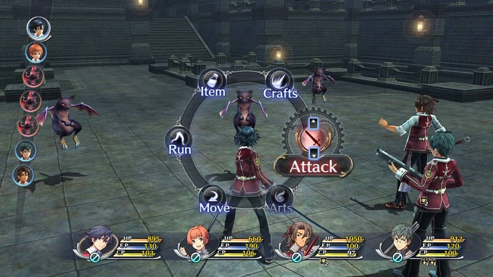 Trails of Cold Steel Body 2