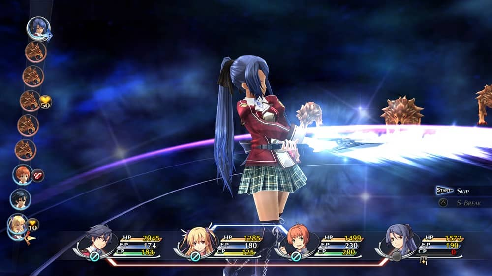 Trails of Cold Steel Body 3