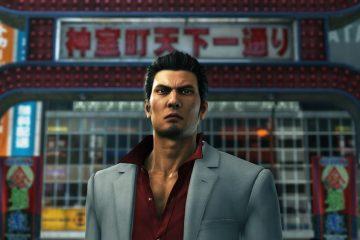 Yakuza 6 Header