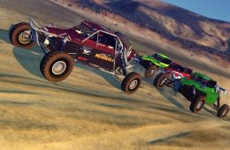 Baja Edge of Control HD Header