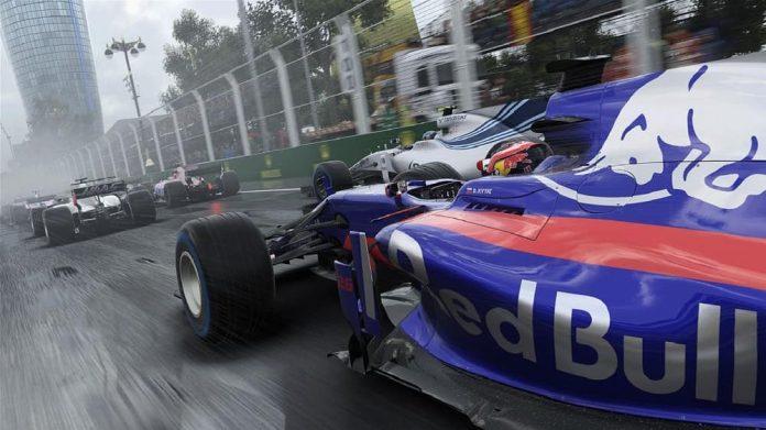 F1 2017 Header