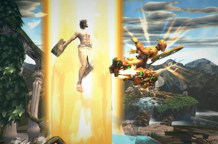 Fight of Gods Header