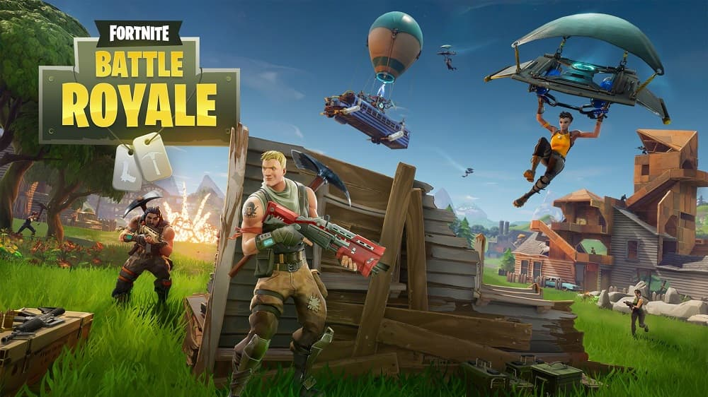 Fortnite is getting a PUBG-style Battle Royale mode
