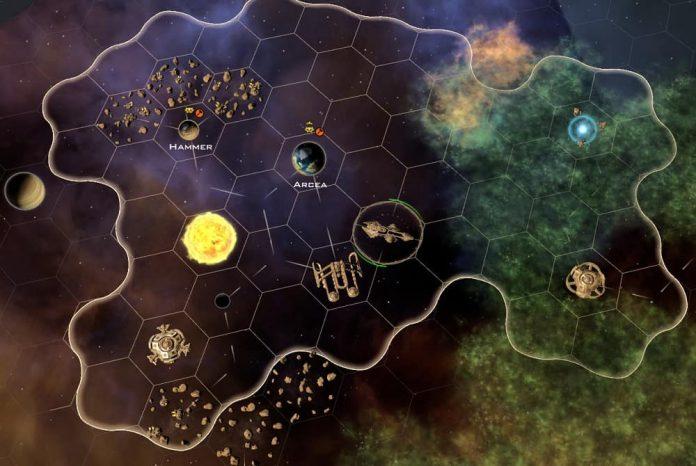 Galactic Civilizations III Header