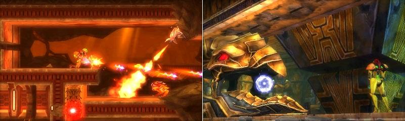 Metroid Samus Returns Body 1