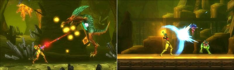 Metroid Samus Returns Body 2