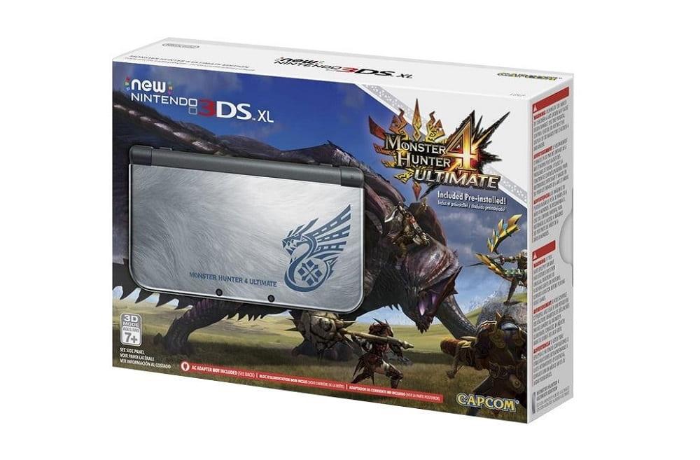 Monster Hunter 4 New 3DS XL