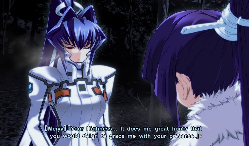 Muv-Luv Alternative Body 2