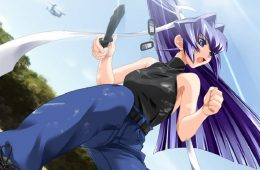 Muv-Luv Alternative Header
