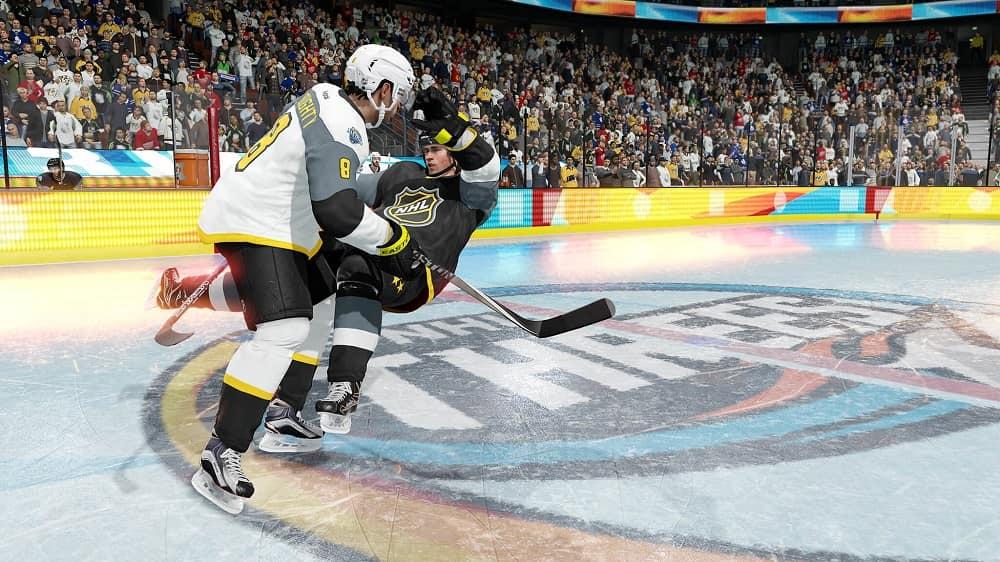 NHL Threes Body