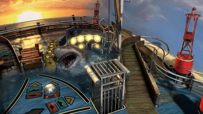 Pinball FX3 Jaws