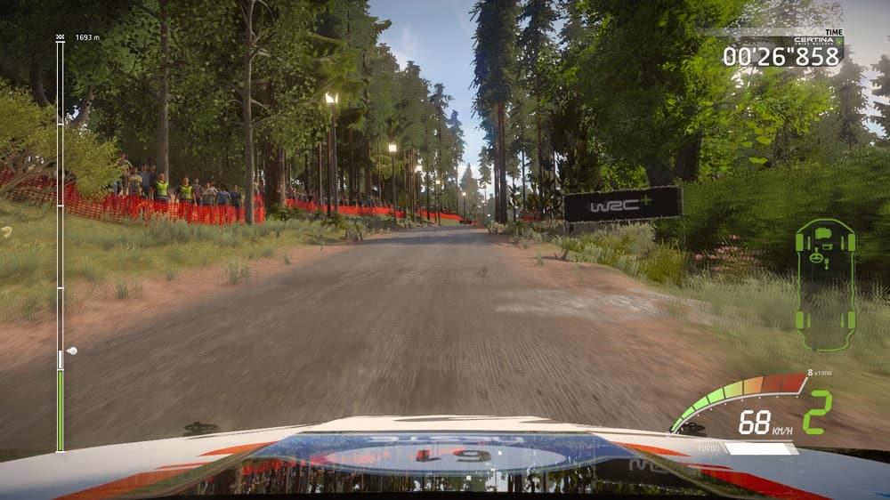 WRC 7 Body 3