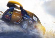 WRC 7 Header
