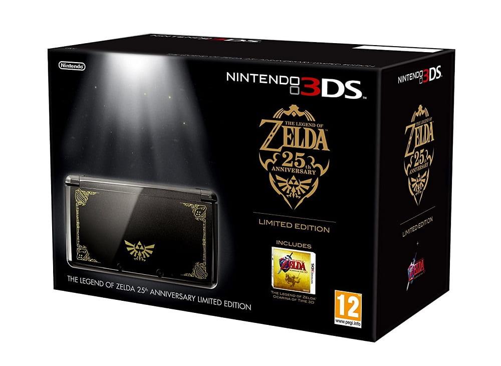 Zelda 25th 3DS