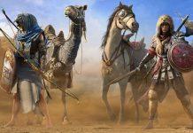 Assassin's Creed Origins Body 1