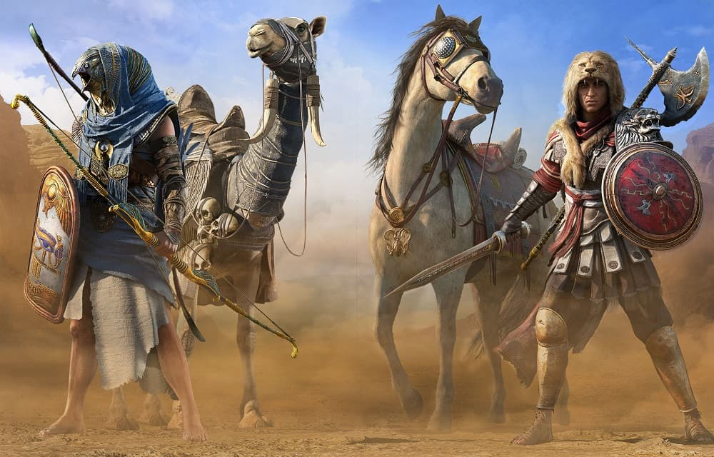 Assassin's Creed Origins Body 1