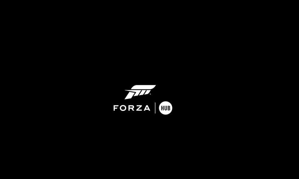 Forza Motorsport 7 Hub