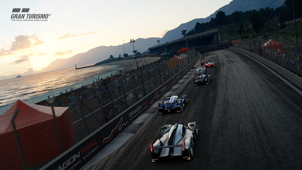 Gran Turismo Sport Body 1