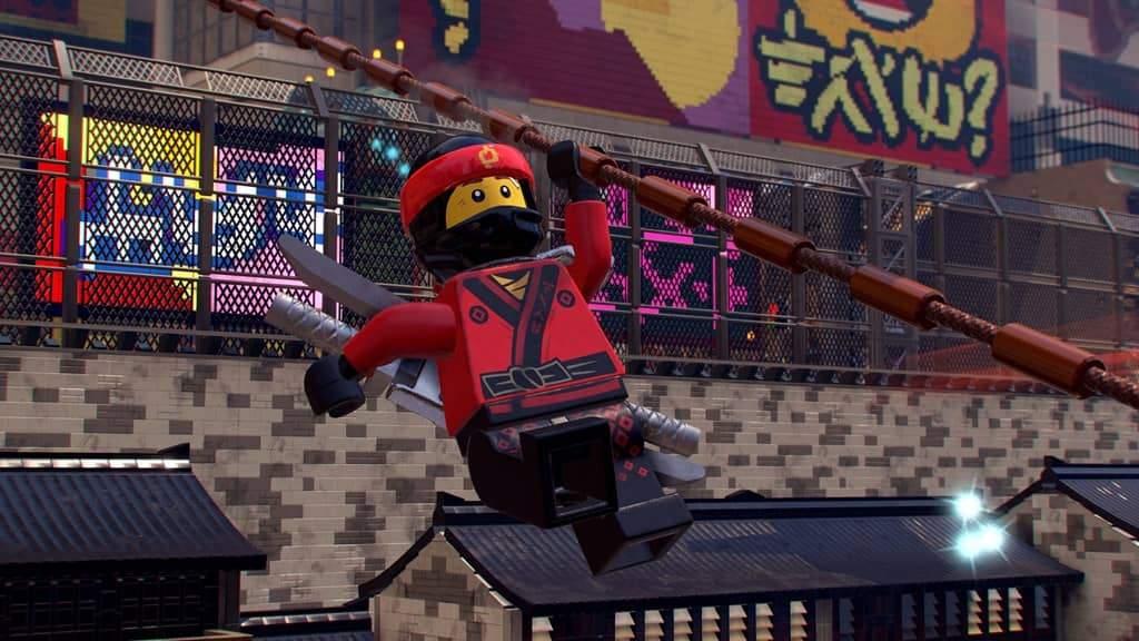 The Lego Ninjago Movie Videogame Review Ninjanuity Gamespew