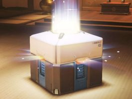 Loot Box Header
