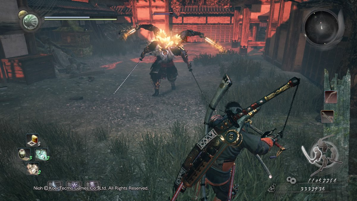 Nioh Bloodshed's End DLC: The Perfect Parting Gift – GameSpew
