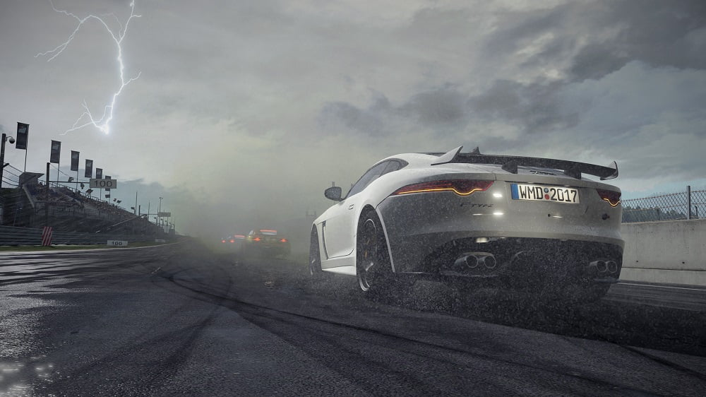 Project CARS 2 Body 1
