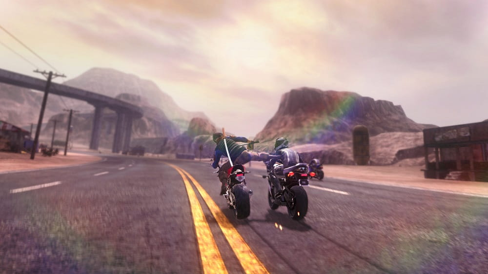 Road Redemption Body 2