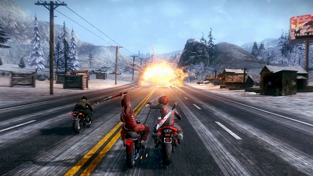 Road Redemption Body 3