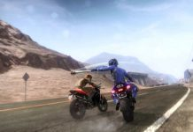 Road Redemption Header