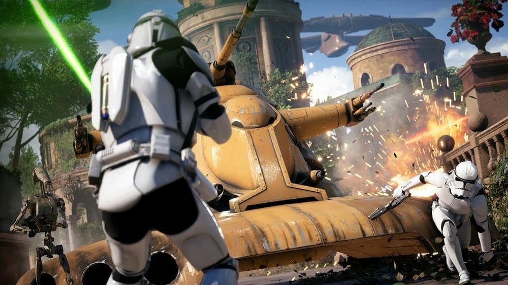 Star Wars Battlefront 2 Body 2