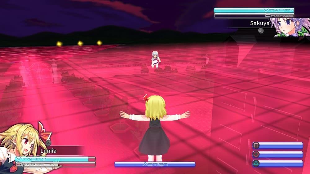 Touhou Kobuto V Burst Battle Body 2