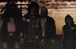 WWE 2K18 Header