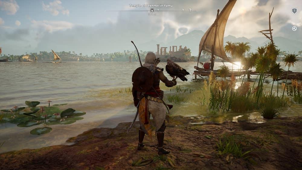 Assassin's Creed Origins Body R1