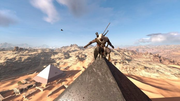 Assassin's Creed Origins Xbox One X Enhanced