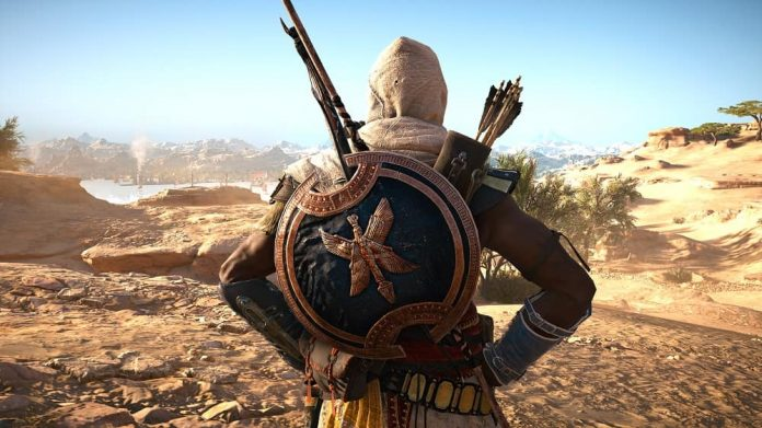 Assassin's Creed Origins Header R