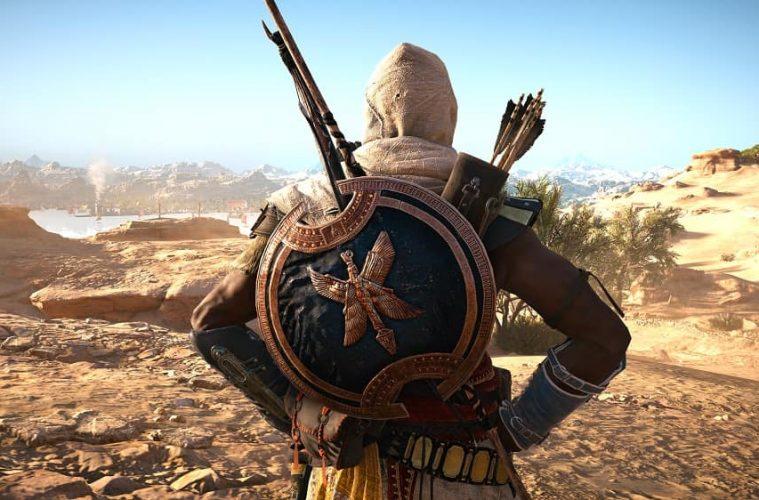 Assassin's Creed Origins Header R