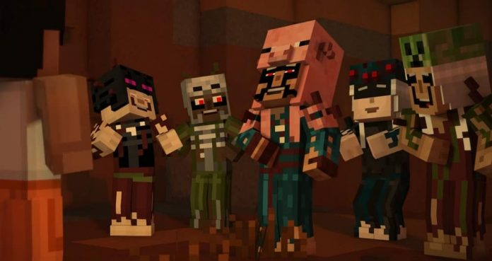 Minecraft Story Mode Season 2 Episode 4 Below The Bedrock