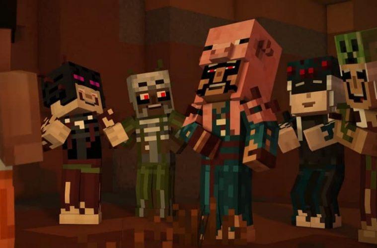 Minecraft Story Mode Season 2: Episode 4 – Below the Bedrock Review