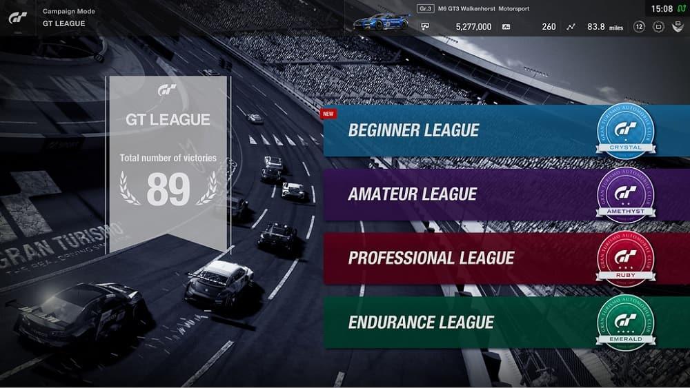 Gran Turismo Sport Update 1